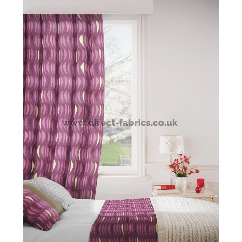 Salsa 624 Mulberry Curtains Room Shot Mock up