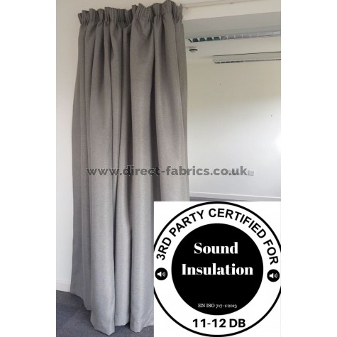 Room Divider Sound Proof Curtains