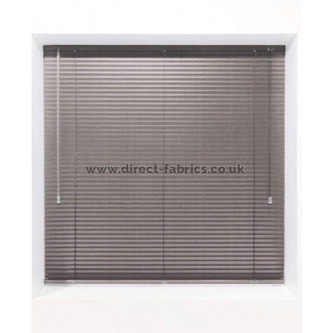 Titanium 25mm Metal Venetian Blind - Made to Measure