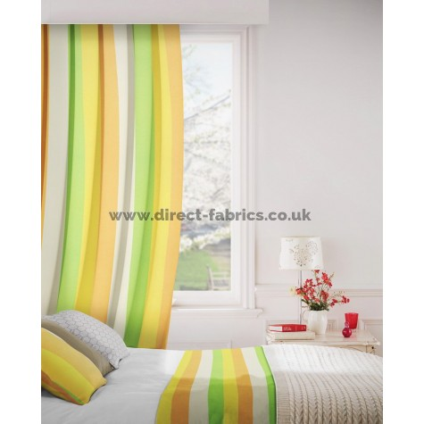 Verano 638 Mango Curtains Room Shot Mock up