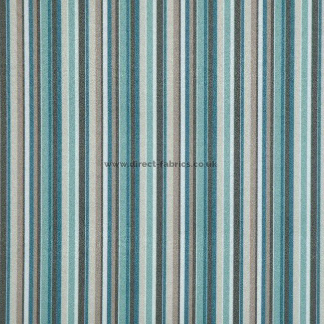 Dandy 155 Duck Egg Blue Fire Resistant Roman Blinds