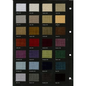 EB Enigma Textured Woven FR Curtains 28 Colours