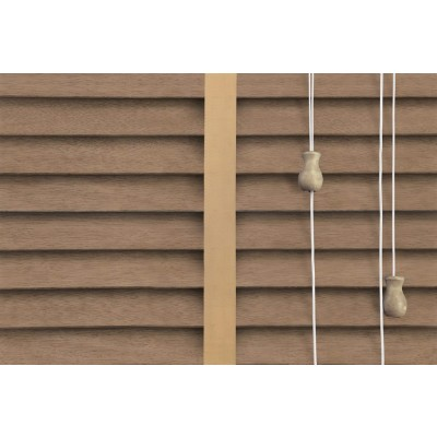 Venetian Blinds Wood Oak Gold Ladder Tape