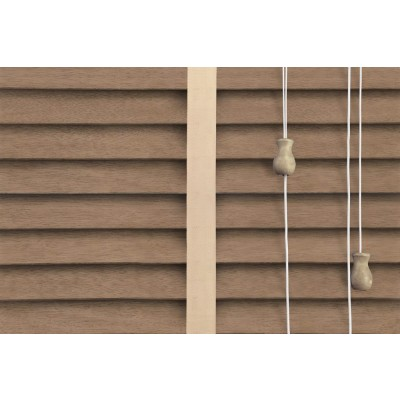 Venetian Blinds Wood Oak Malt Ladder Tape