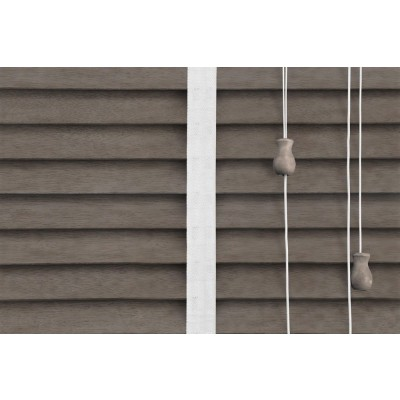 Venetian Blinds Wood Slate Snow Ladder Tape