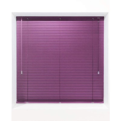 Amethyst 25mm Metal Venetian Blind - Made to Measure