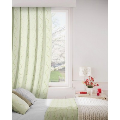 Austen 222 Apple Curtains Room Shot Mock up