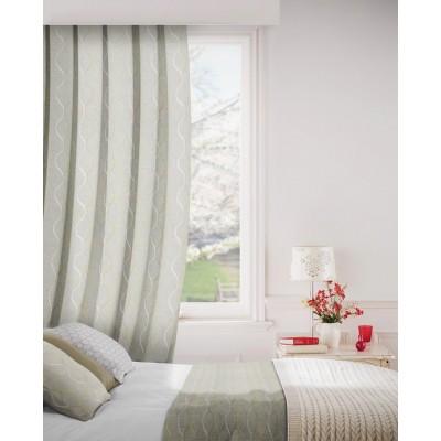 Austen 501 Smoke Curtains Room Shot Mock up