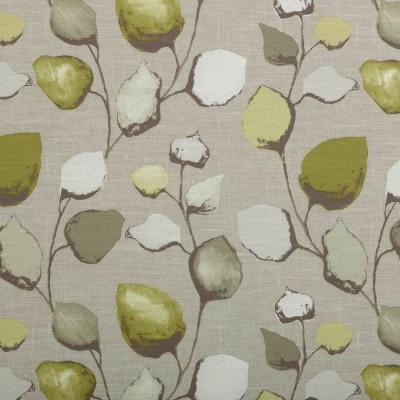 Eden 239 Olive Stone Curtains