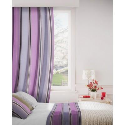 Edge 465 Raspberry Fig Curtains Room Shot Mock up