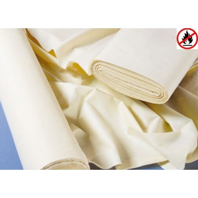 Flame Retardant Cotton Sateen Lining