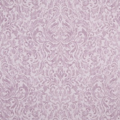 Lawrence 664 Mauve Fire Resistant roman blinds