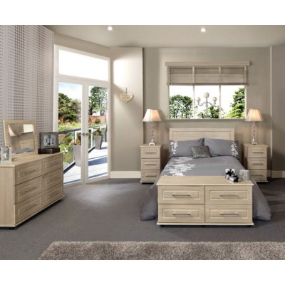 Lotus Furniture Set Beige Colour