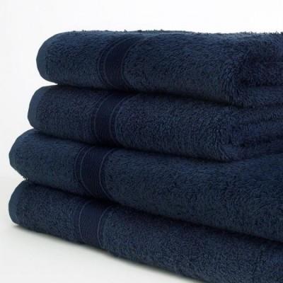 Navy Towels