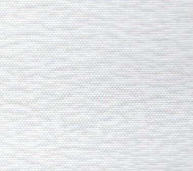 EB Snowflake White FR Fabric