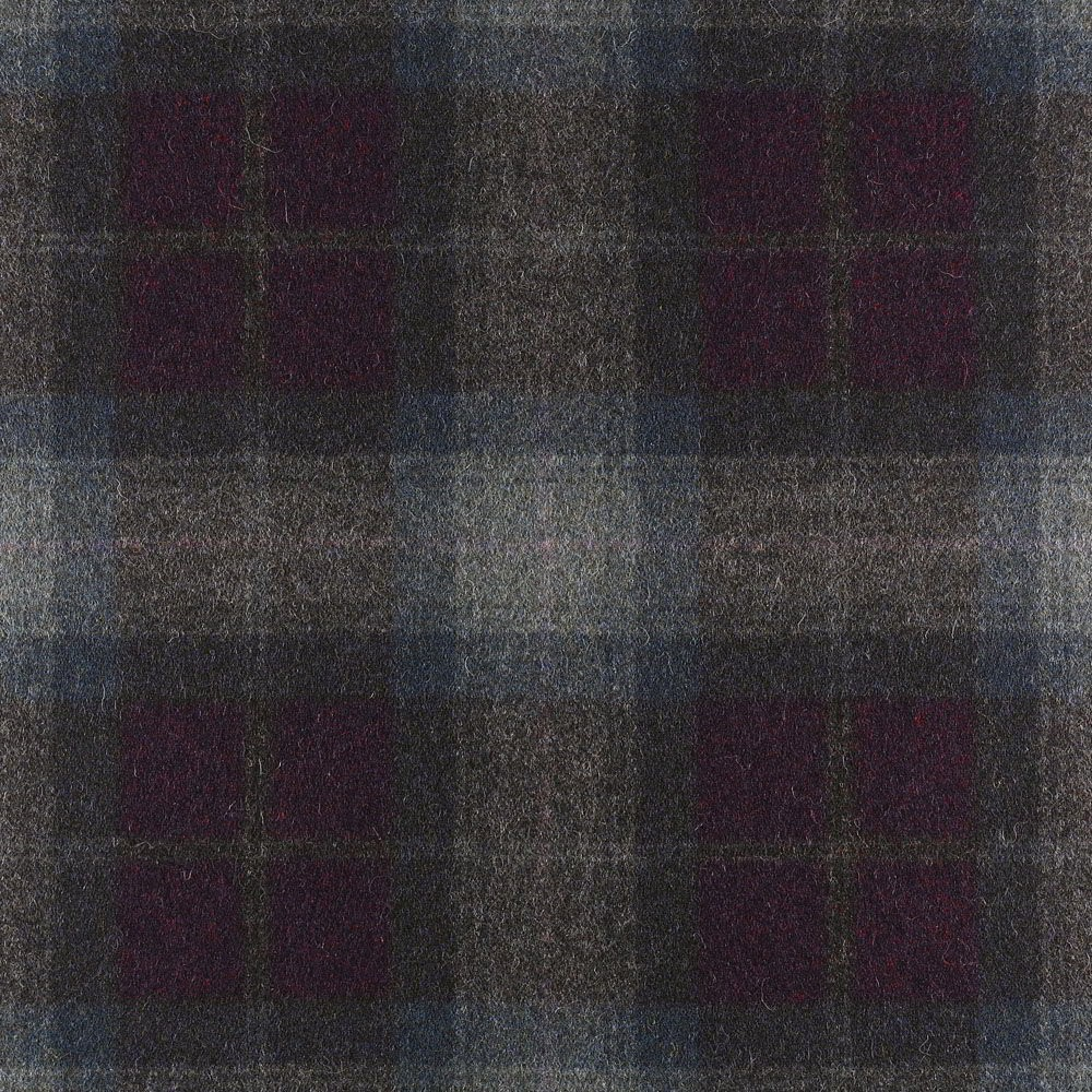 St Andrews Wool FR Fabric Lolite