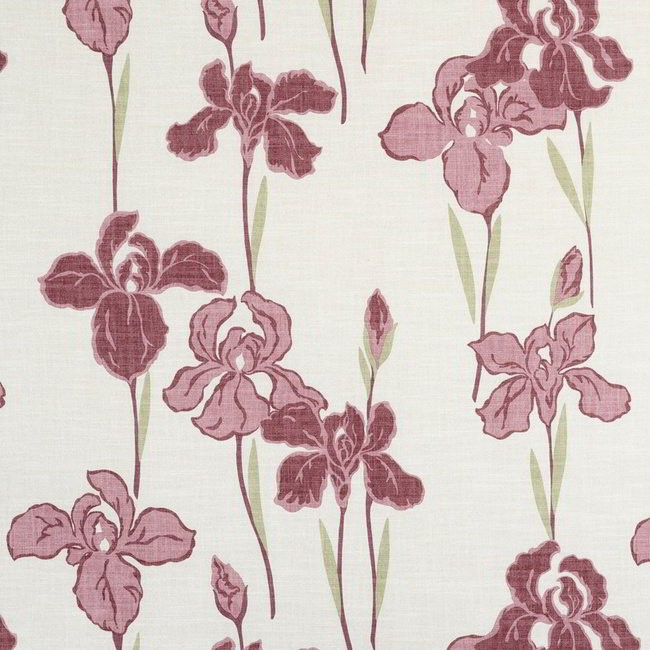 Amelia 687 Pink Stone Fire Resistant Fabric