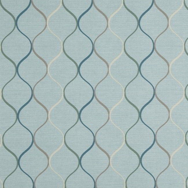Austen 134 Sky Fire Resistant Fabric