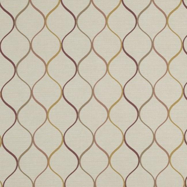 Austen 688 Rose Linen Fire Resistant Fabric