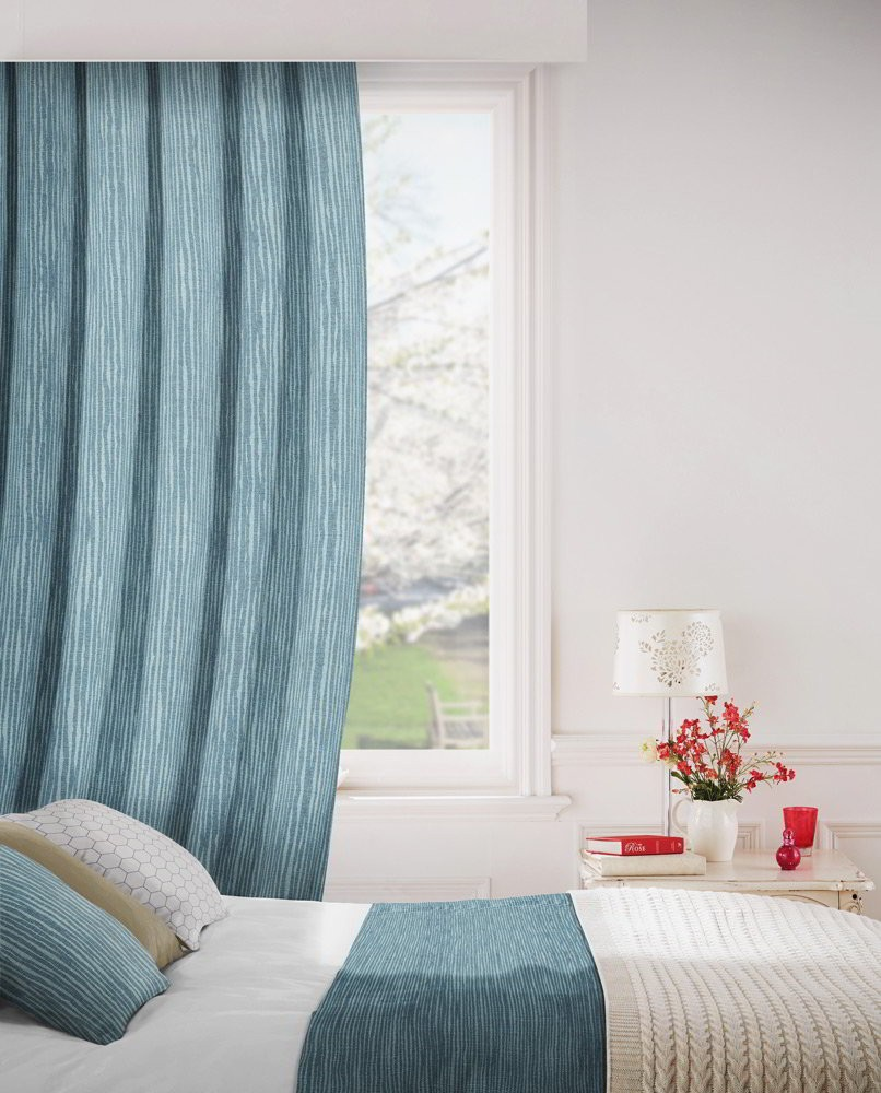 Breeze 110 Pacific Fire Resistant Curtains