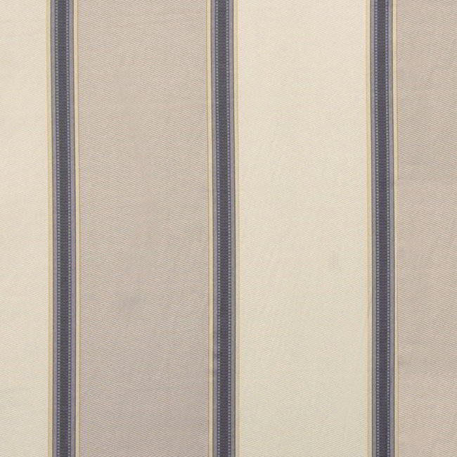Capital Stripe 837 Stone Fire Resistant Curtains