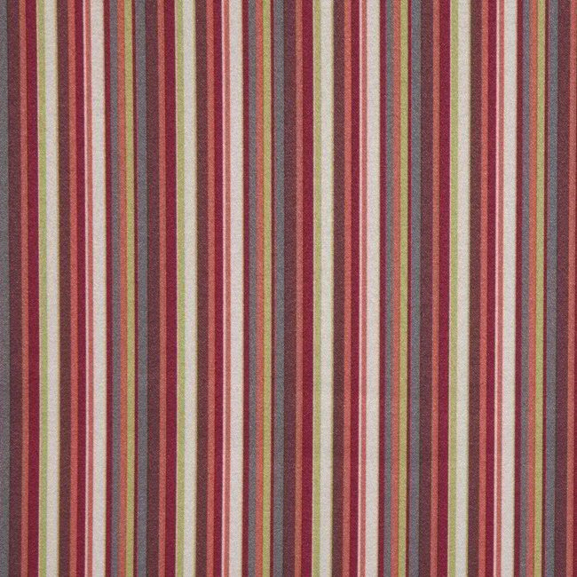 Dandy 488 Damson Oatmeal Fire Resistant Fabric