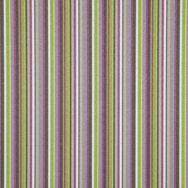 Dandy 663 Mauve Lime Fire Resistant Fabric