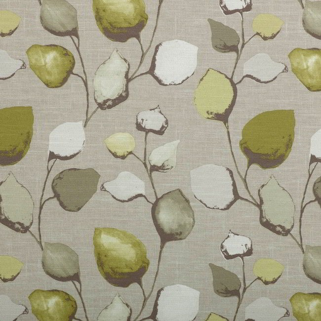 Eden 239 Olive Stone Fire Resistant Fabric