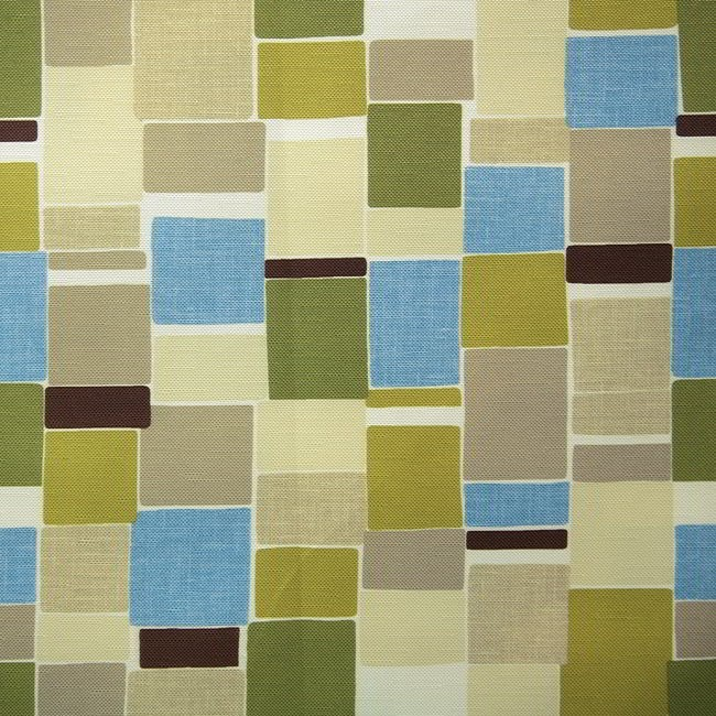 Jitterbug 237 Lime Flax Fire Resistant Fabric