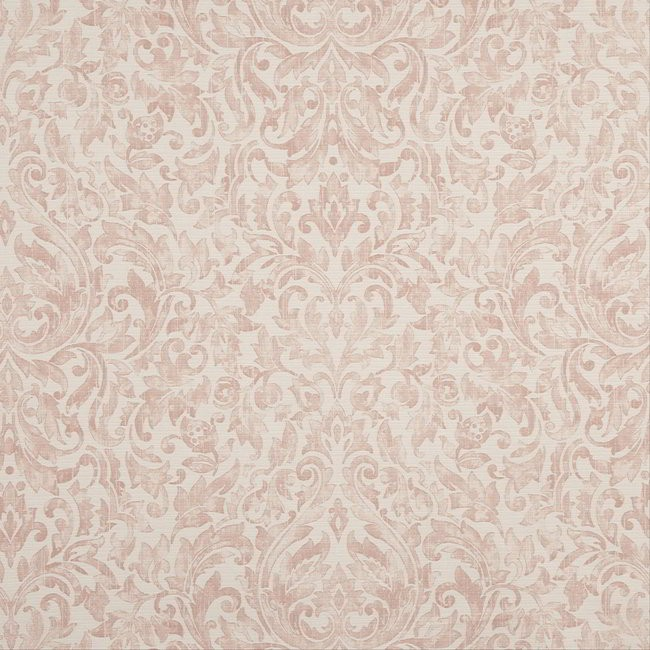 Lawrence 609 Rose Fire Resistant Fabric