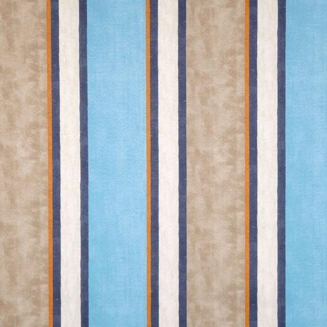 Midsummer 109 Sky Indigo Fire Resistant Fabric