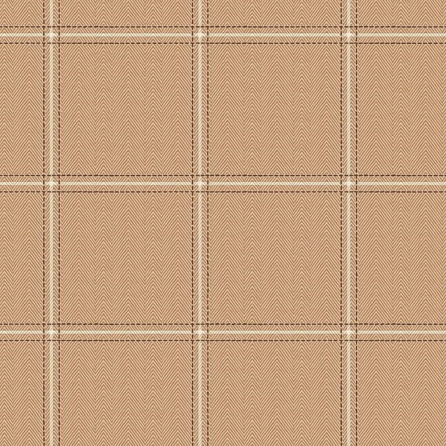 Milan 834 Honey Fire Resistant Fabric