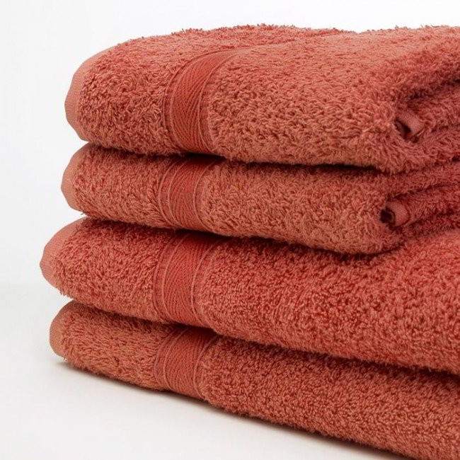 Terracotta Towels 480ms 4 Sizes