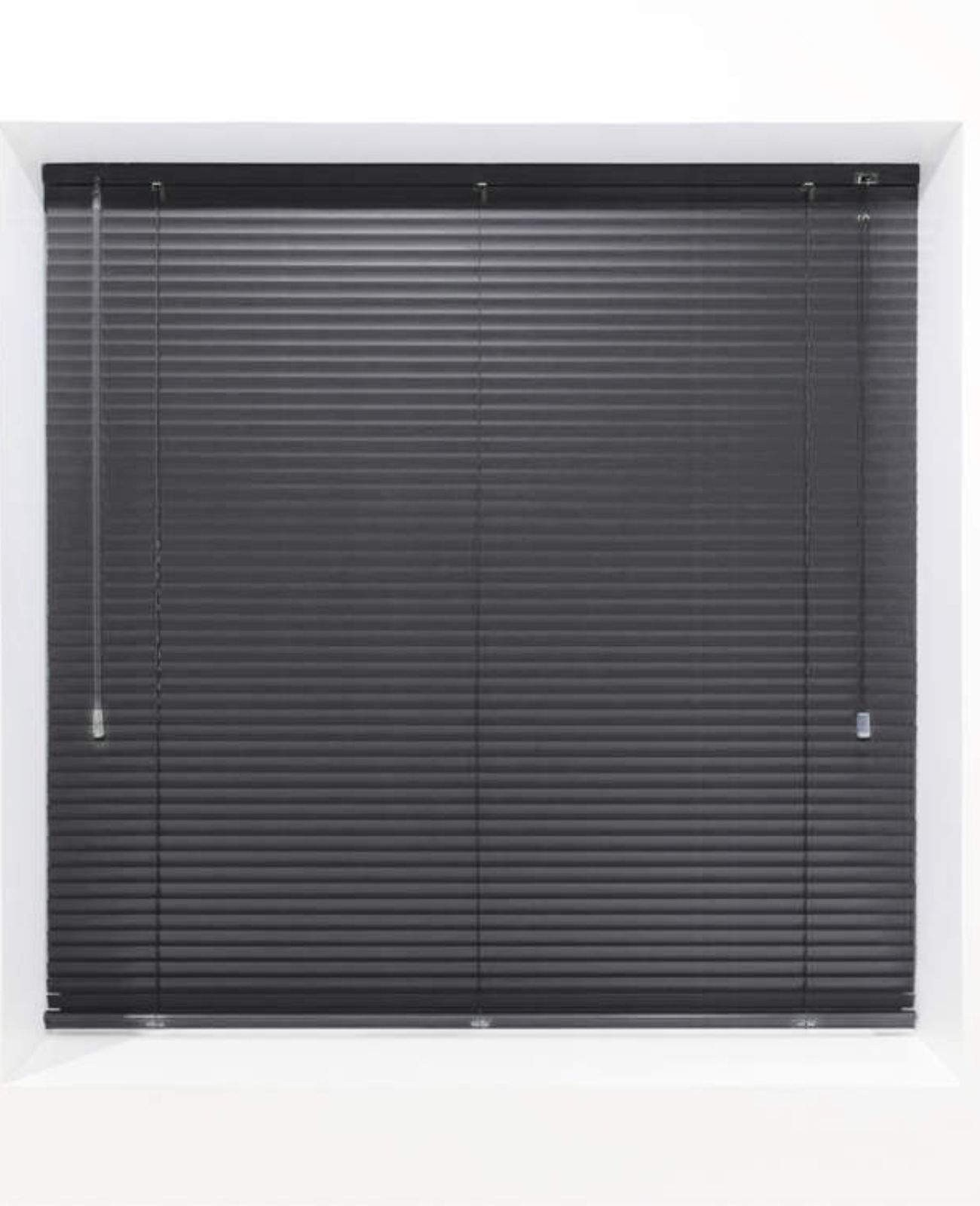 Night Matt 25mm Metal Venetian Blind - Made to Measure