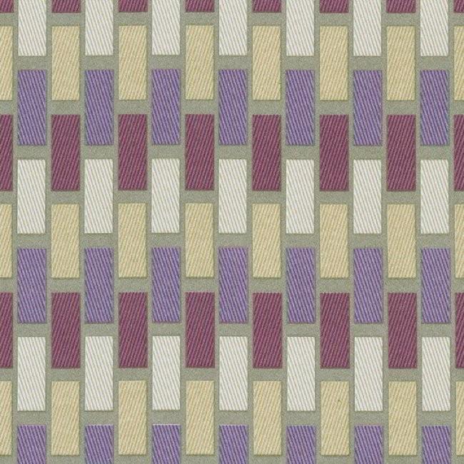 Plaza 745 Mink Purple Fire Resistant Fabric