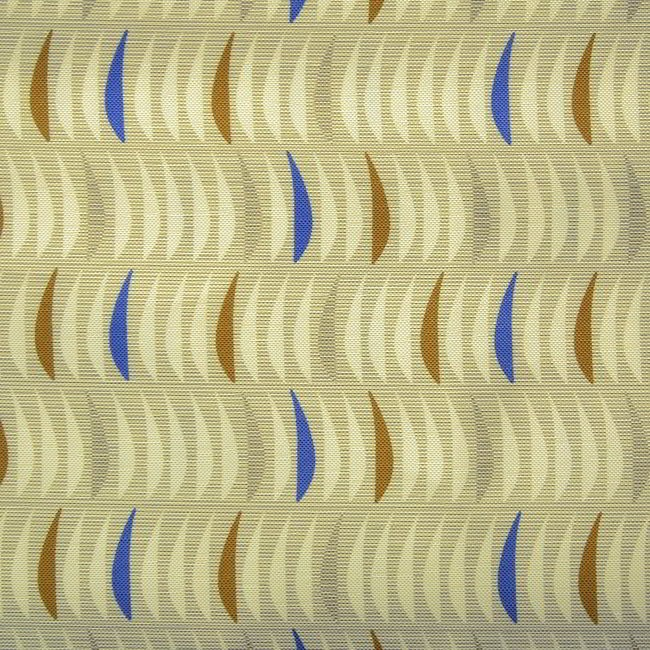 Salsa 831 Cream Gold Fire Resistant Fabric