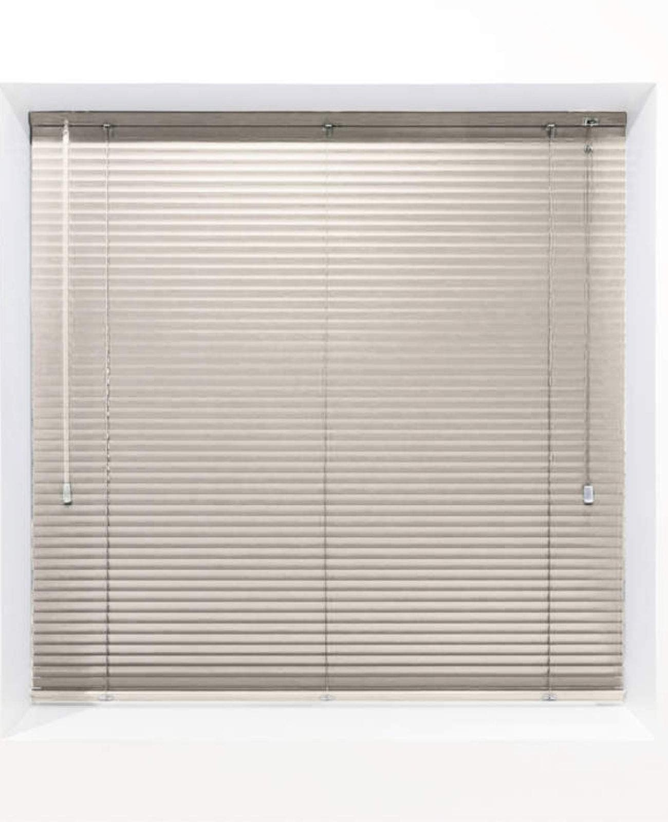 Seashell 25mm Metal Venetian Blind - Made to Measure