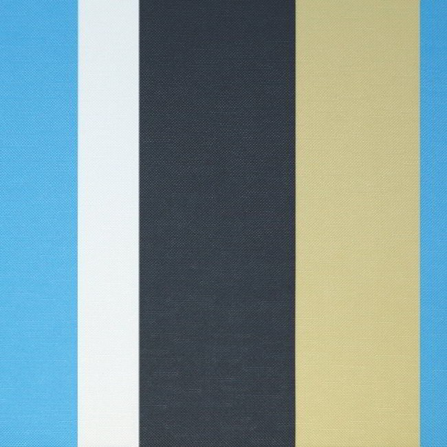 Sierra 109 Sky Indigo Fire Resistant Fabric