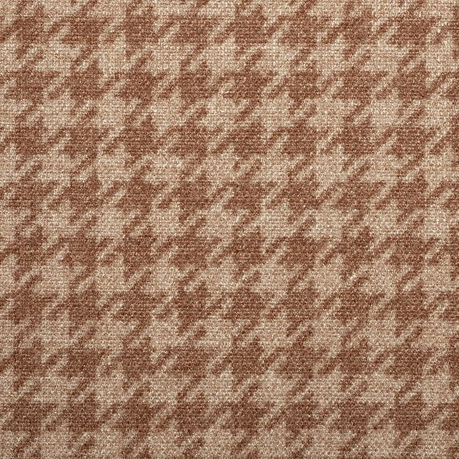 Stella 408 Terracotta Fire Resistant Fabric