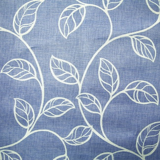 Swing 100 Blue Fire Resistant Fabric