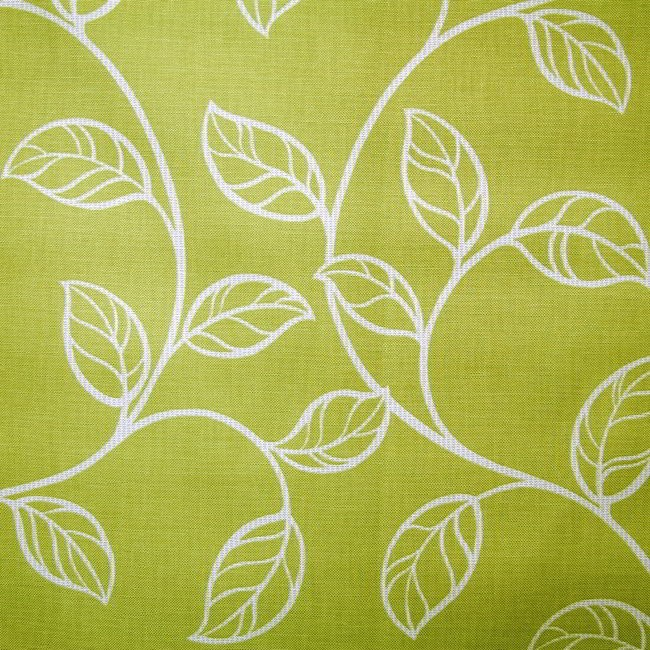 Swing 226 Lime Fire Resistant Fabric