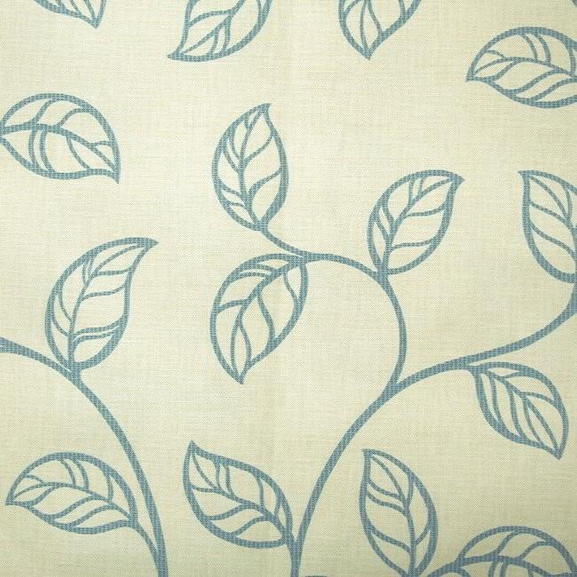 Swing 853 Cream Duck Egg Fire Resistant Fabric