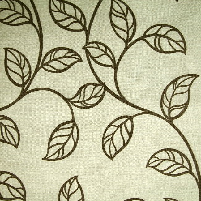Swing 871 Beige Chocolate Fire Resistant Fabric
