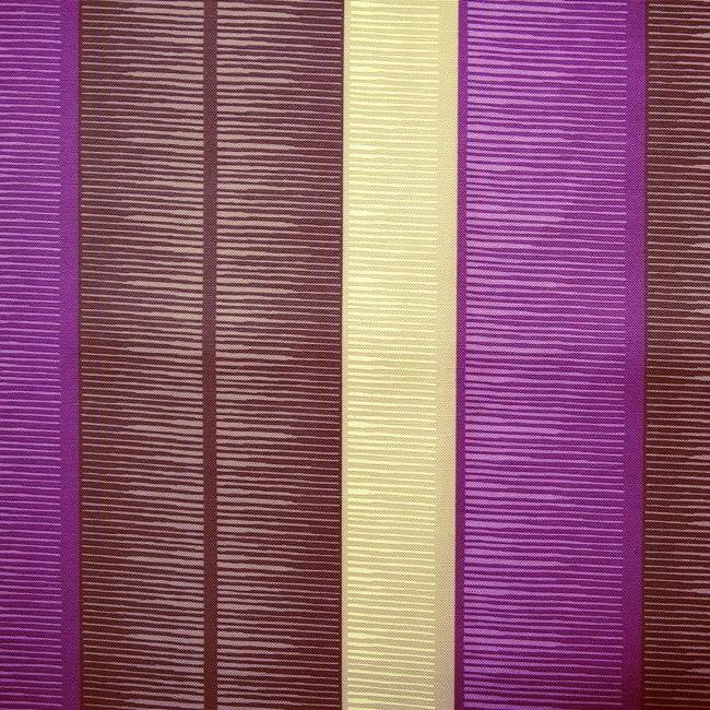 Tango Stripe 704 Mink Beige Fire Resistant Fabric