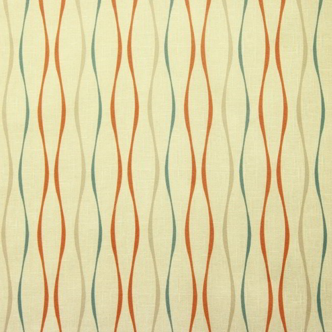 Toro 601 Coral Blue Fire Resistant Fabric