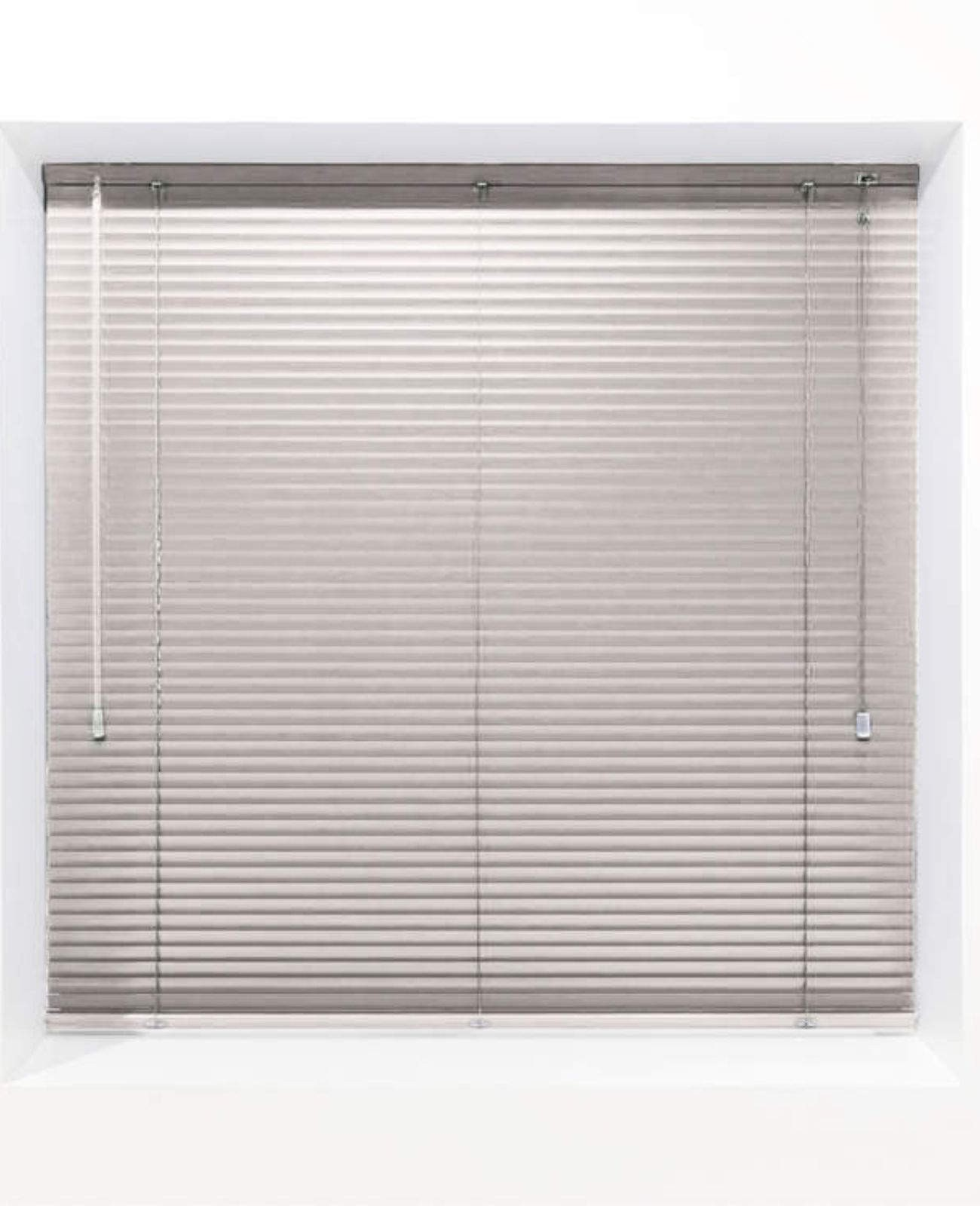 Wheat 25mm Metal Venetian Blind - Made to Measure