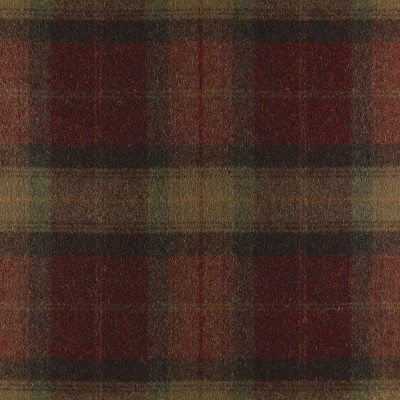 St Andrews Wool FR Fabric Tourmaline