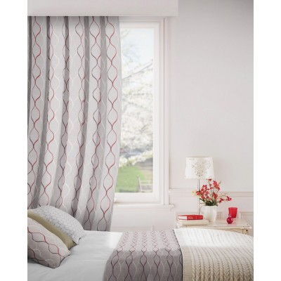Austen 791 Mocha Fire Resistant Curtains
