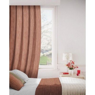 Breeze 411 Spice Fire Resistant Curtains