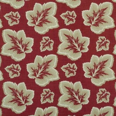 Burley 430 Red Gold Fire Resistant Fabric
